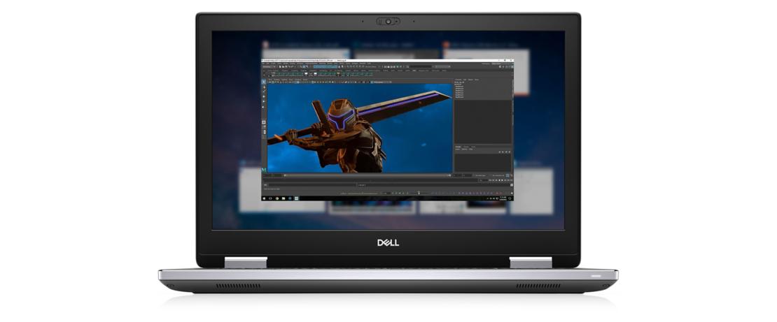 Laptop Dell Precision 7540